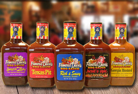 To Go Menu - Famous Dave's Detroit - Sauces