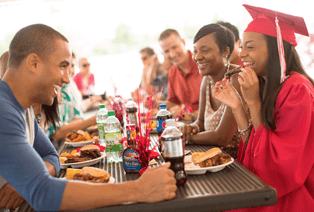 Barbecue Graduation Catering Macomb County MI - Famous Dave's - catering