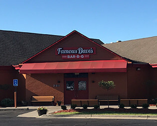 Famous Dave's Roseville MI: BBQ Restaurant | Award Winning Ribs - location-thumb-roseville