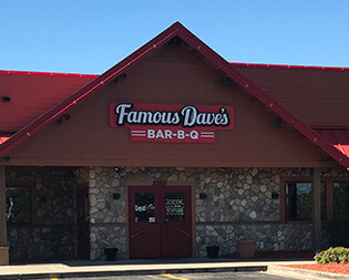Famous Dave's Taylor MI: BBQ Restaurant | Award Winning Ribs - location-thumb-taylor