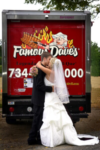 Wedding Catering: Metro Detroit BBQ Cuisine | Famous Dave's - wedding-2